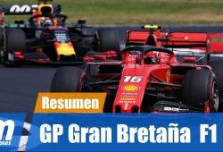 [Vídeo] Resumen del GP de Gran Bretaña de F1 2019