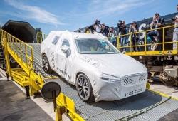 China ya exporta a Europa unidades del Volvo XC60