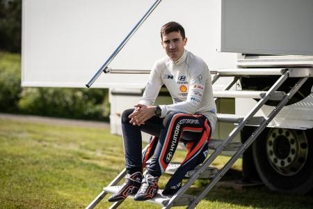 """Craig Breen: """"Es fantástico estar de vuelta en el WRC"""""""