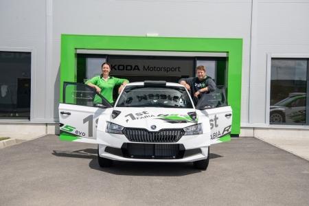 Empiezan las entregas del nuevo Skoda Fabia R5 Evo