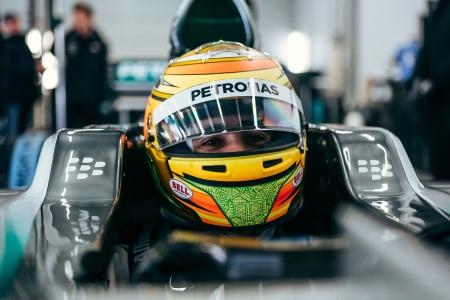 Esteban Gutiérrez está en la órbita de Mercedes EQ