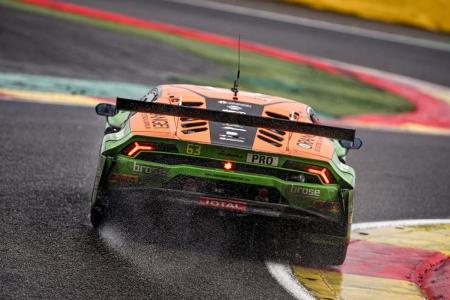 Lamborghini seguirá en el Intercontinental GT Challenge