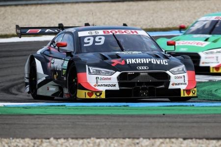 Rockenfeller gana una atípica carrera del DTM en Assen
