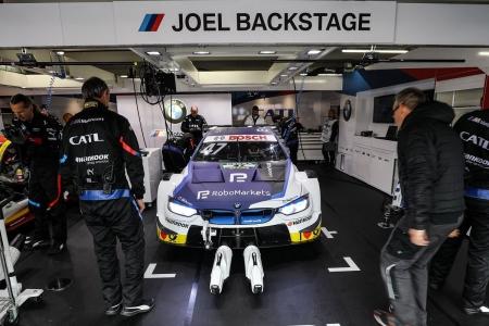 Motopark suena como equipo privado de BMW en el DTM