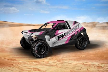 PH Sport Zéphyr: el vástago galo del Can-Am Maverick X3