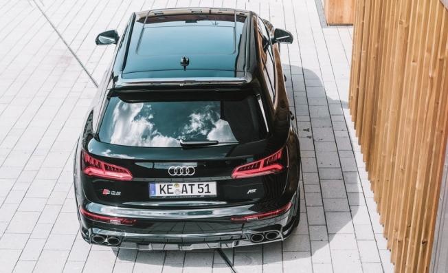 ABT Audi SQ5 TDI - posterior