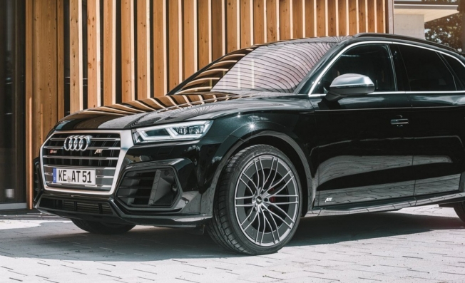 ABT Audi SQ5 TDI - frontal