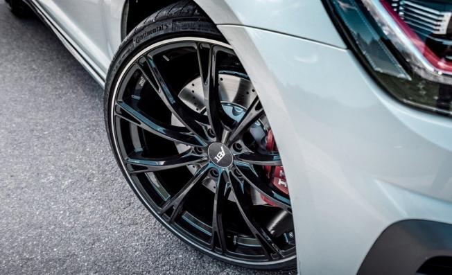 Volkswagen Golf GTI TCR preparado por ABT Sportsline