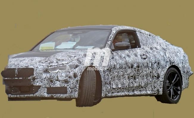 BMW Serie 4 Coupé 2020 - foto espía