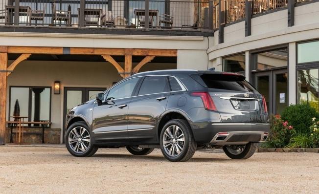 Cadillac XT5 2020 - posterior