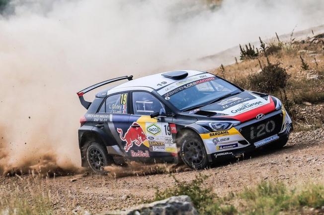 La carrera de los distintos R5 lejos de los tramos del WRC