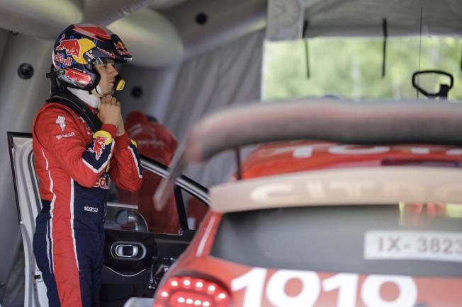 Citroën Racing también completa su test previo a Finlandia