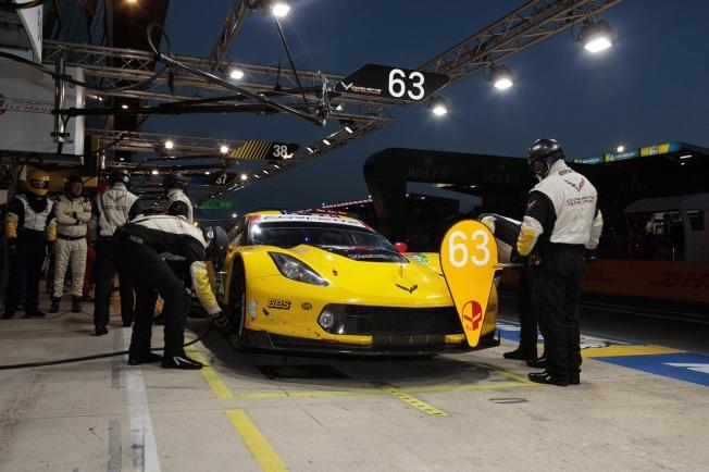 Corvette apuesta por la convergencia de los GTE y GT3