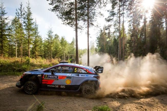Craig Breen es la gran novedad de Hyundai en Finlandia