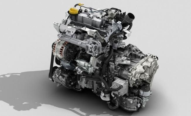 Motor 1.0 TCe de 100 CV