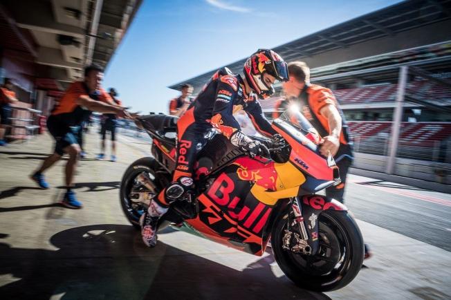 Dani Pedrosa y KTM realizarán cinco días de test este verano