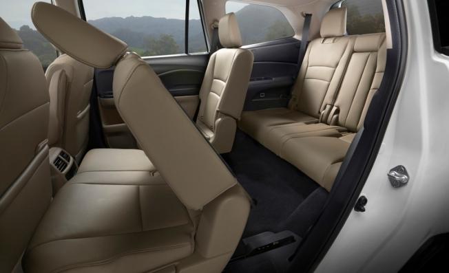 Honda Pilot 2020 - interior
