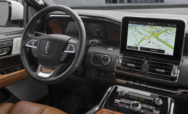 Lincoln Navigator 2020 - interior