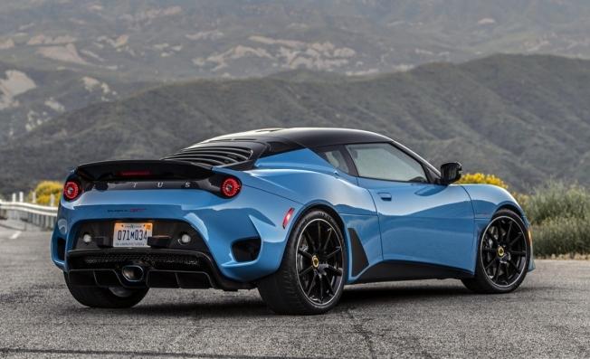 Lotus Evora GT 2020 - posterior