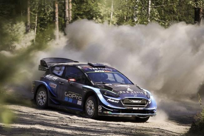 M-Sport competirá en Finlandia sin Hayden Paddon