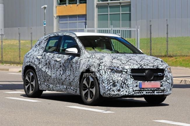 Mercedes GLA 2020 - foto espía
