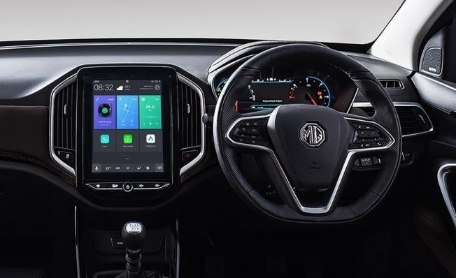 MG Hector - interior