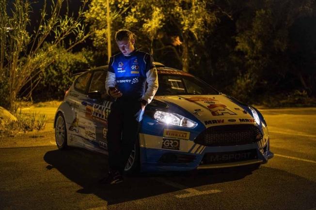 Nil Solans anuncia que no disputará el Rally de Alemania