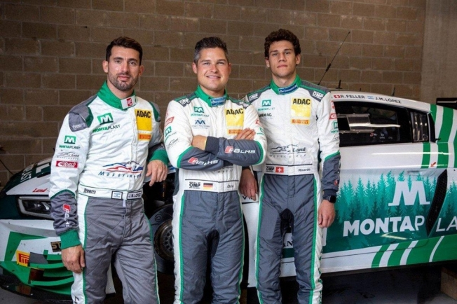 'Pechito' López finalmente no disputará las 24 Horas de Spa