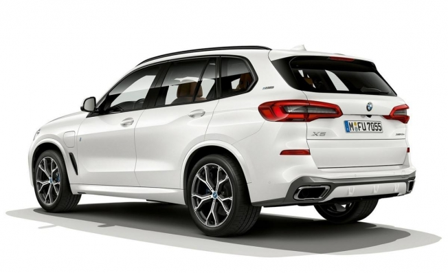 BMW X5 xDrive45e - posterior
