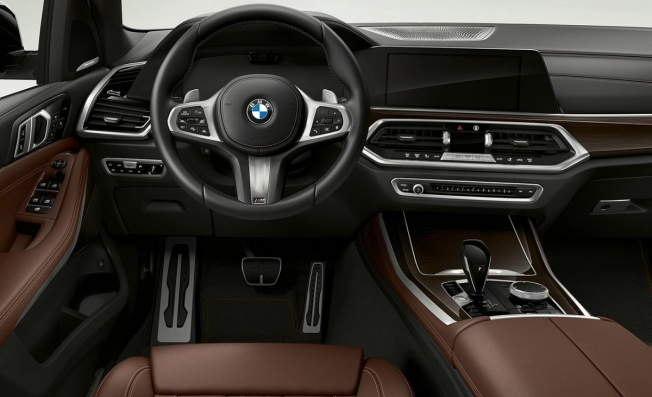 BMW X5 xDrive45e - interior