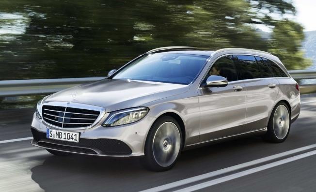 Mercedes C 300 Estate