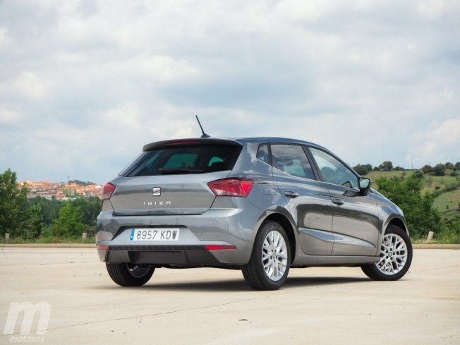 SEAT Ibiza - posterior