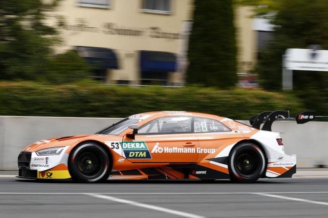 René Rast suma en Norisring su tercera pole de 2019