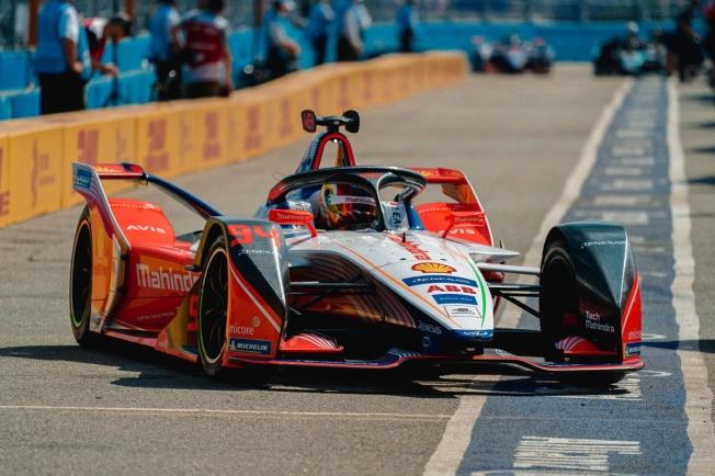Sébastien Buemi logra la primera pole del ePrix de Nueva York