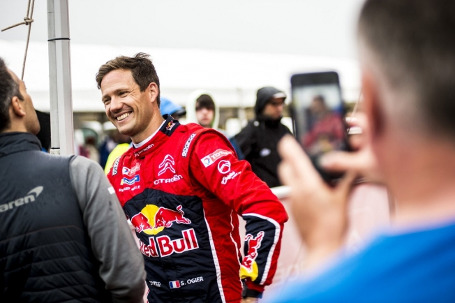 Sébastien Ogier y Citroën pasan al ataque en Finlandia