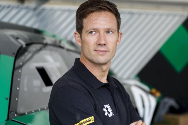 Sébastien Ogier se convierte en embajador de Extreme E