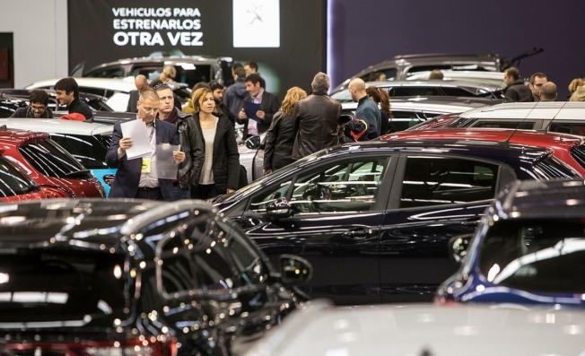 Ventas de coches de ocasión en España en junio de 2019