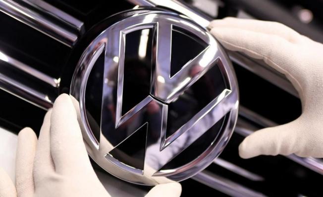 Producción de automóviles Volkswagen