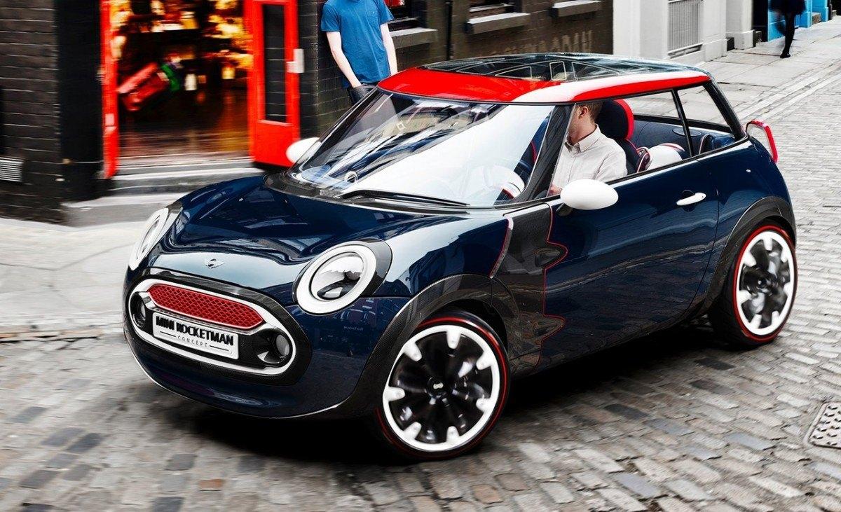 El MINI Rocketman será producido, se avecina un nuevo coche eléctrico