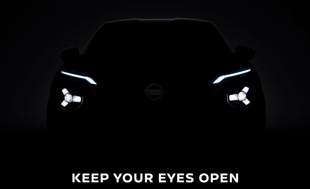 El nuevo Nissan Juke se insinúa en este adelanto