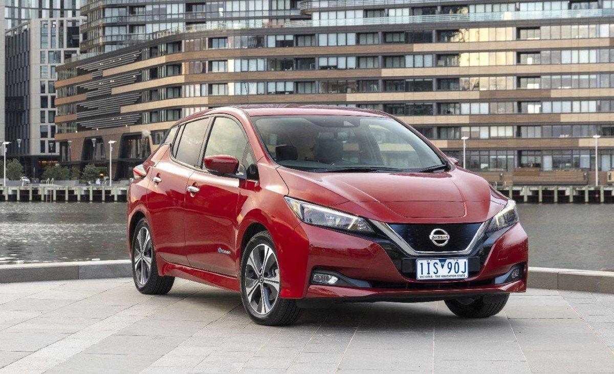 El Nissan Leaf continúa con su expansión global y ahora desembarca en Australia