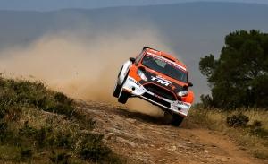 Oliver Solberg y Katsuta no se pierden el Rally de Estonia