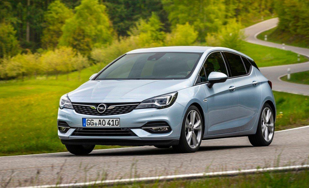 Opel Astra 2020, nuevos motores y más tecnología
