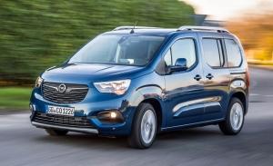El Opel Combo Life con motor de gasolina de 130 CV es una furgoneta muy capaz
