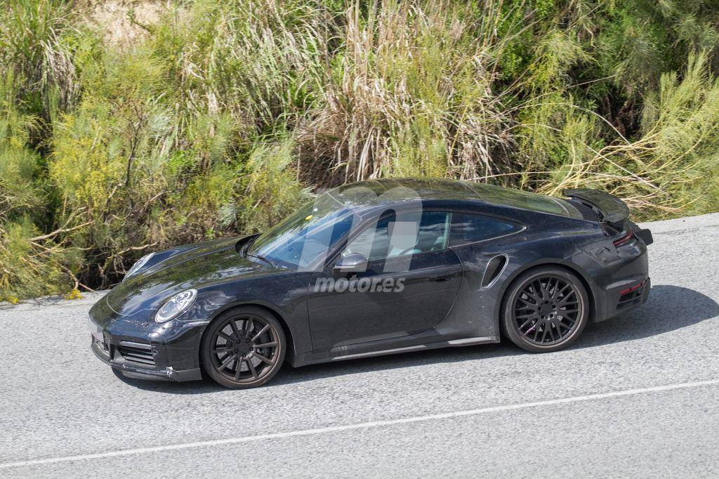 Las entregas del futuro Porsche 911 Turbo (992) comenzarán en abril de 2020