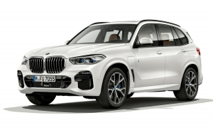 BMW X5 xDrive45e, el SUV híbrido enchufable ya tiene precio
