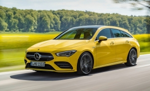 Llega el nuevo Mercedes-AMG CLA 35 4MATIC Shooting Brake, ya tiene precio