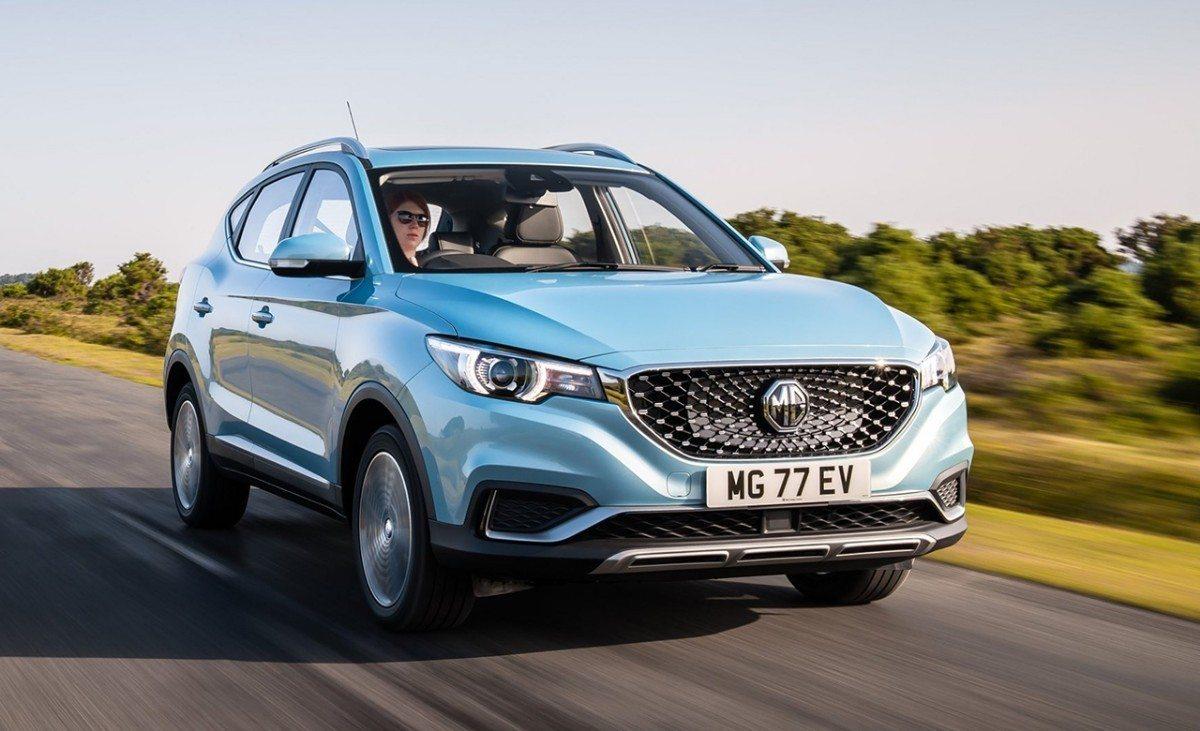 Precio del MG ZS EV, el SUV eléctrico de origen chino llega al Reino Unido
