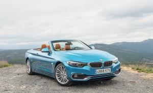 Prueba BMW 420d Cabrio, con su propio estilo