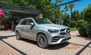 Prueba Mercedes GLE 2019, polivalencia absoluta